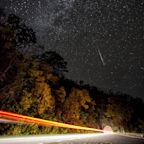 The Orionid meteor shower will light up the skies this weekend with 20 shooting stars per hour