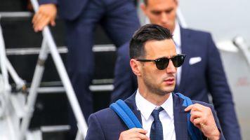 Kalinic, el 'expulsado' de Croacia, rechaza la medalla de plata del Mundial