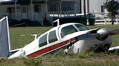 Pilot Missing After Small Plane Crash
