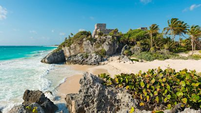 'White sand bakes my feet' – is this secret beach the finest in Mexico?