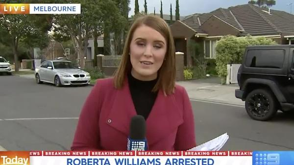 Gangland widow Roberta Williams arrested in Melbourne police raids