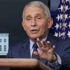 Fauci: US may see 'surge upon surge' of virus in weeks ahead