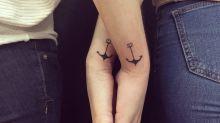 15 tatuajes para las mejores amigas