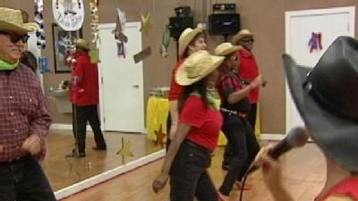 Night Of Dancing Benefits The Blind