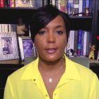 Atlanta mayor says she tested positive for COVID-19