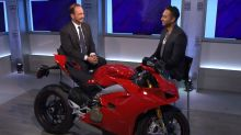 Ducati unveils Panigale V4, world's most powerful superbike