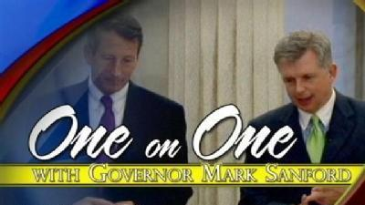 Governor Mark Sanford Goes One On One With Michael Cogdill