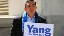 Andrew Yang's NYC mayoral campaign fears Stephen Miller's praise is scaring off 'normy Dems'