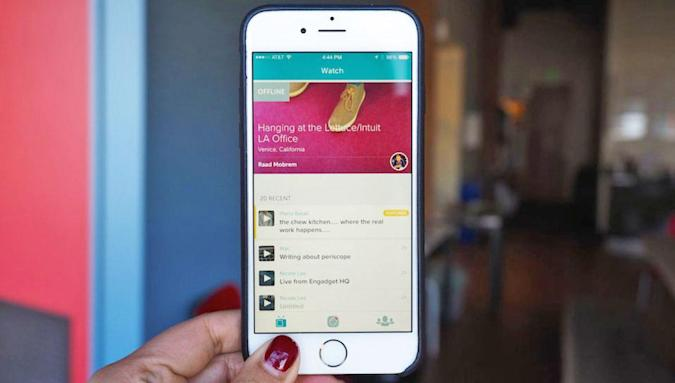 Periscope #saves your broadcasts beyond 24 hours