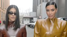 """Kim and Kourtney Kardashian are """"embarrassed"""" about their fight"""