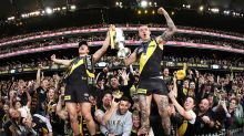 Cruel truth exposed in 123-year AFL grand final first
