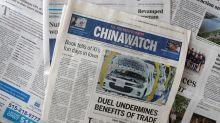 Chinese broadens its propaganda drive to heartland America