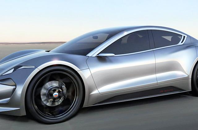 Fisker's EMotion sports car, and more in the week that was