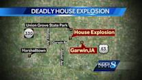 One person killed, another injured in house explosion