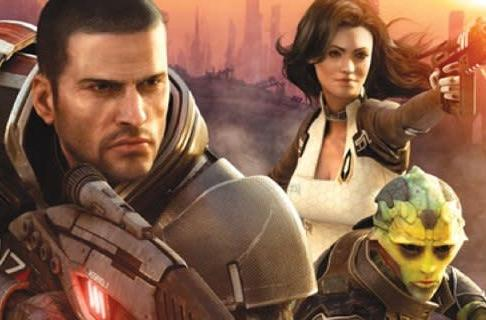 Mass Effect 2 wins GOTY, RPG, storytelling awards at DICE 2011