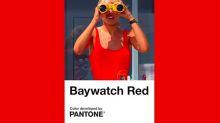 """El """"Rojo vigilantes de la playa"""" ya es un color oficial: Pantone lo ha creado por su 30º aniversario"""