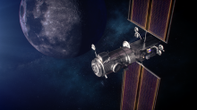 NASA Taps Northrop Grumman to Build Lunar Gateway Hab Module