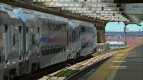 Heat caused problems for New Jersey Transit Wednesday