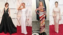Stars over 50 dominated the Oscars red carpet in sequins: Shop the trend