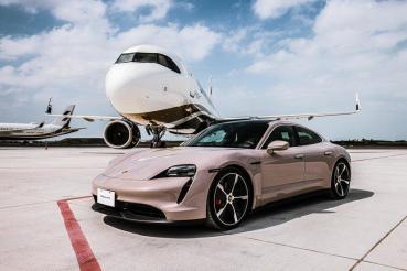 電動保時捷超夯!Porsche Taycan 銷量即將突破 2 萬台,年度目標達陣