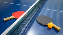 I entered the strange world of Eastern European local table tennis during lockdown – I wouldn't recommend it