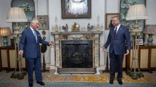 Charles welcomes Iraqi prime minister to Clarence House