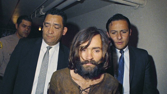 Charles Manson dead: The leering, scruffy ex-convict who became the face of evil
