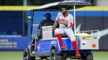 Angels OF, Cubs World Series champ Dexter Fowler tears ACL