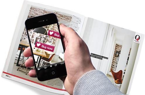 Layar Creator sees an interactive future for print media via augmented reality  (video)