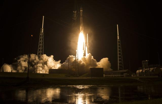 $2 billion rocket company merger could create giant SpaceX rival