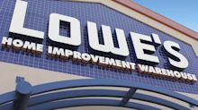Lowe's tops estimates on strong spring demand