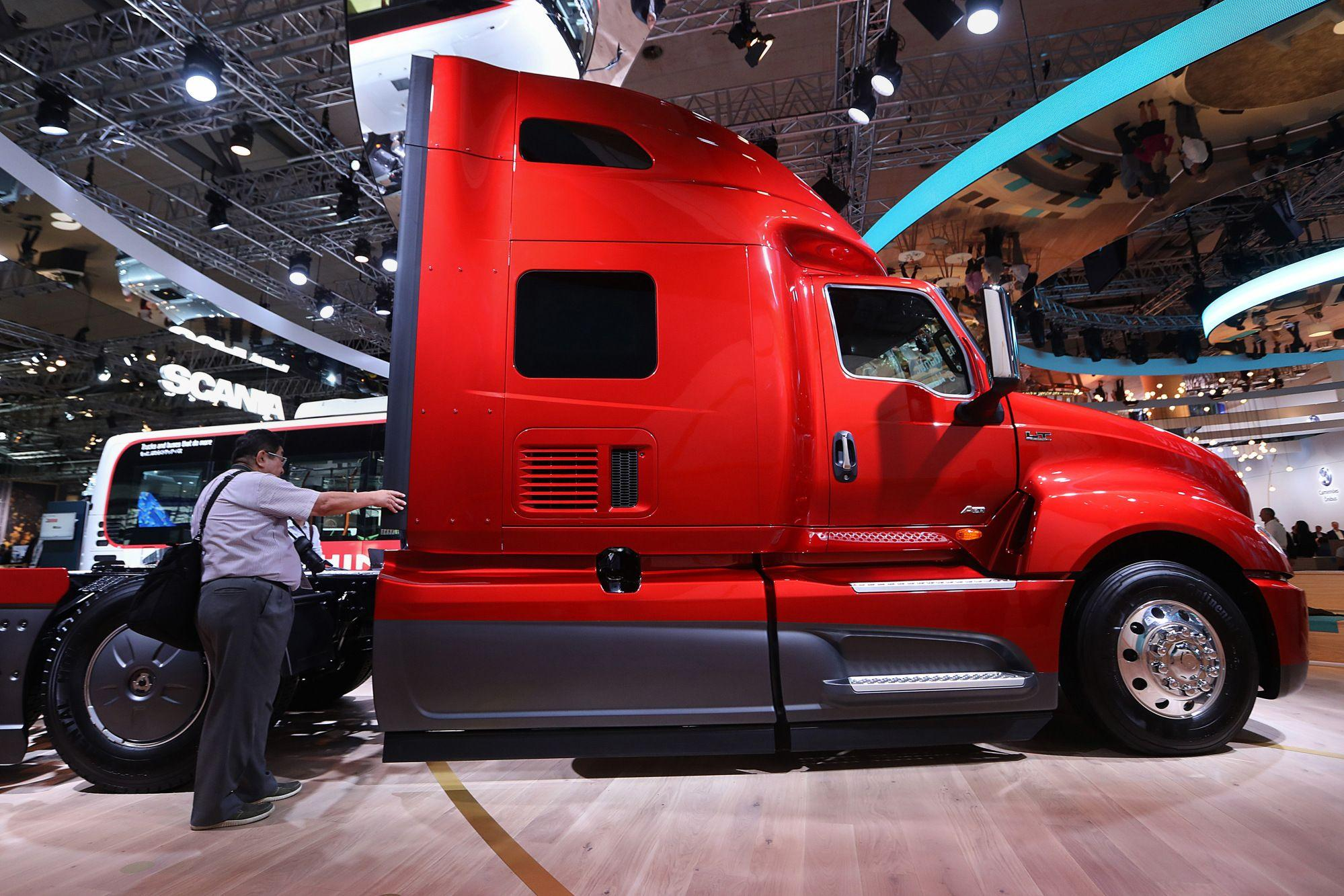 Image Traton Said to Near $3.7 Billion Deal for Rest of Navistar
