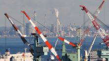Japan April manufacturing contraction slows but export slump deepens - Flash PMI