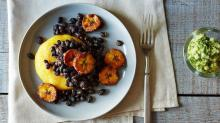 Vegetarian Arepas With Avocados and Plantains