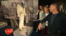 Sneak peek at Elvis's many costumes