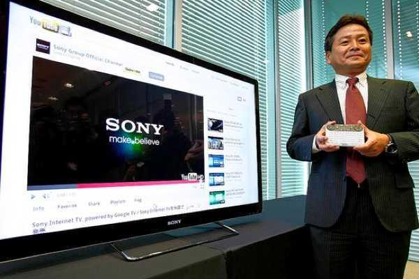 Sony considers incorporating Android into more (as yet unnamed) products