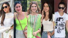 STUNNER OR BUMMER: Mouni Roy, Kareena Kapoor Khan, Kriti Sanon, Ananya Panday Or Malaika Arora?