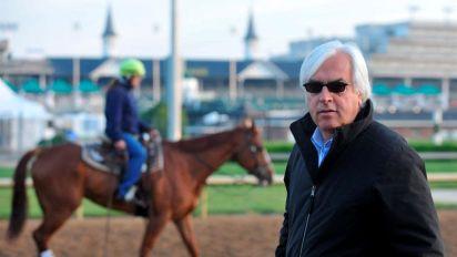 Belmont Park no permitirá la entrada de caballos entrenados por Bob Baffert