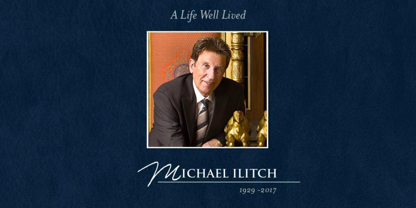 Little Caesars Founder Mike Ilitch Dies At 87