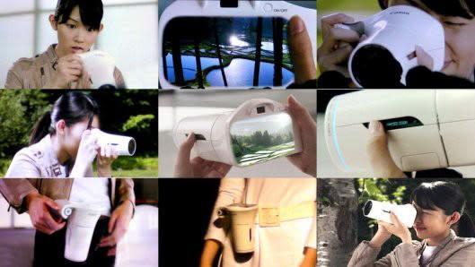 Canon Wonder Camera Concept promises single-lens perfection (video)