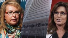 NYT issues correction to editorial linking Giffords shooting to Palin