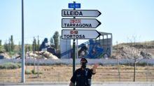 Coronavirus: le reconfinement se durcit pour les 200.000 habitants d'une zone isolée en Catalogne