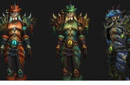 Scattered Shots: Patch 5.2 hunter gear