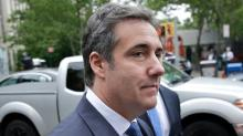 "Michael Cohen wants Trump to pay his legal fees—and is reportedly willing to ""give info"" on him"