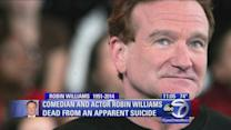 NYC comedians remember Robin Williams