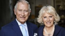 Camilla, Duchess of Cornwall, photographed by Mario Testino for 70th birthday portrait