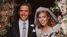 Edoardo Mapelli Mozzi's Son Stole the Show at Princess Beatrice's Wedding