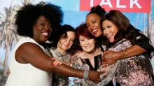 Aisha Tyler Gives Emotional Farewell Speech on 'The Talk': 'This Has Been a Family'