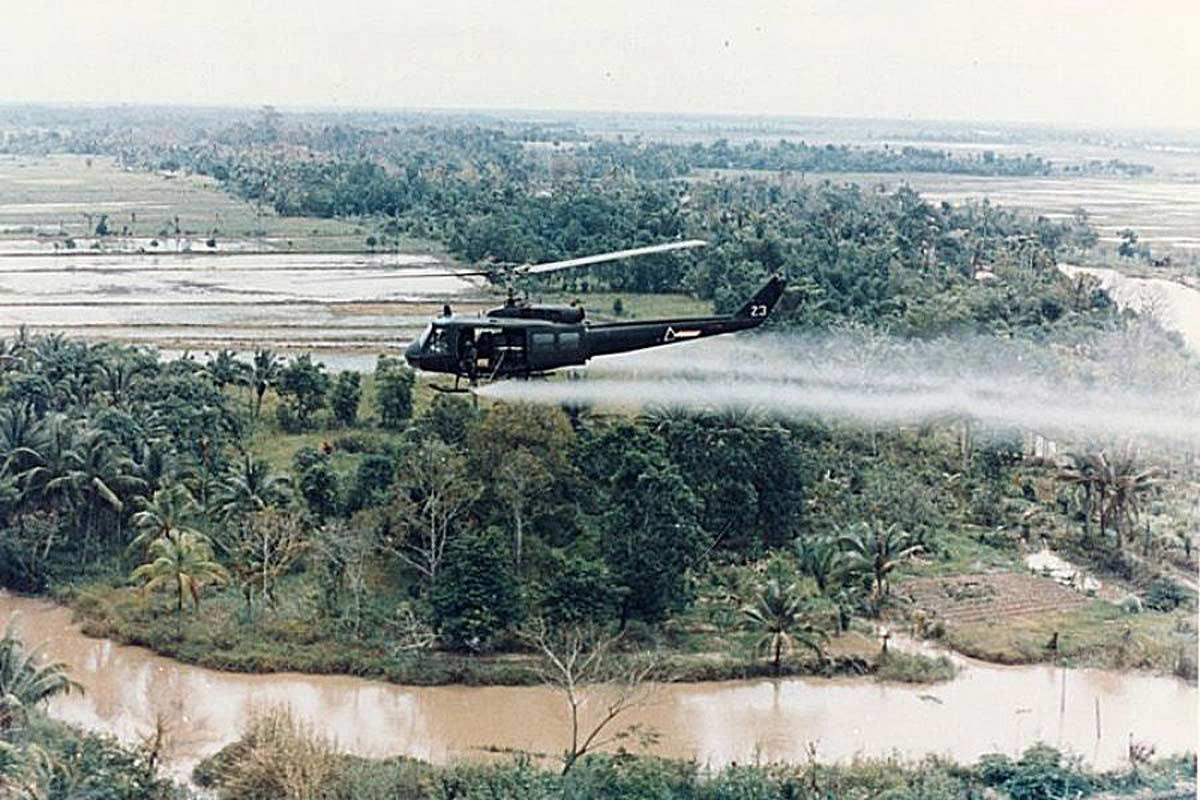 Lawmakers Try to Expand List of Diseases Eligible for Agent Orange Benefits