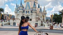 'Love & Hip Hop' star gets mom-shamed for her 'revealing' Disneyland outfit: 'It's not appropriate'